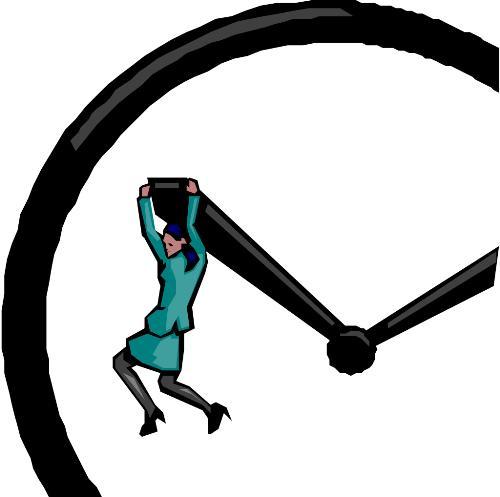 使用闹钟——慢性自杀之手?